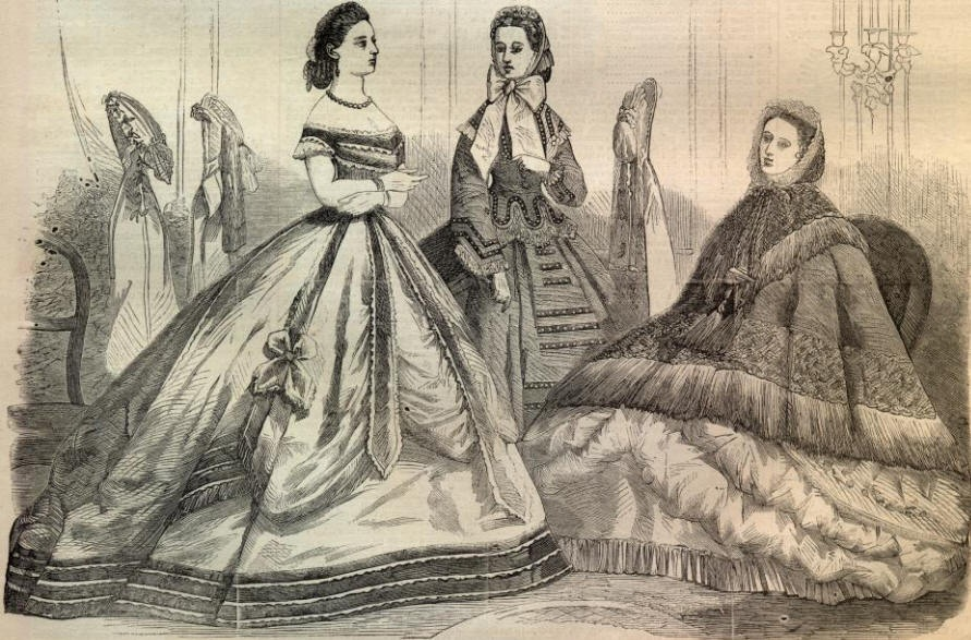 Top Ten Fashion Trends During The Civil War